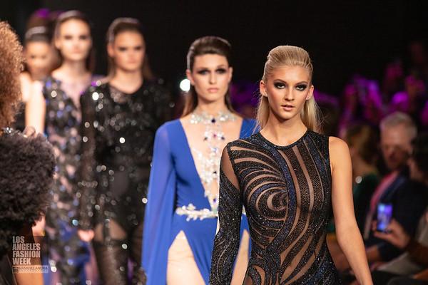 LA Fashion Week SS20 Charbel Zoe