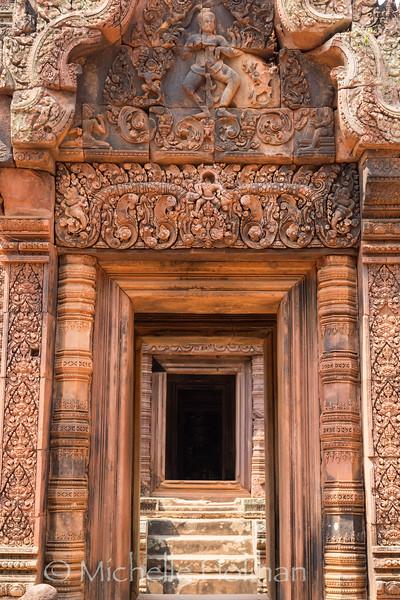 Bantay Srei, Angkor Park, Cambodia