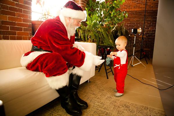 2014 Santa photos!