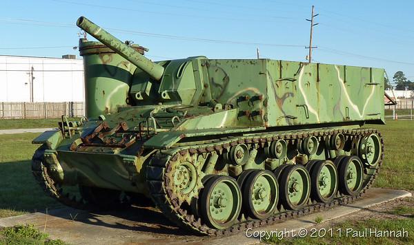 GA ANG Armory - Savannah, GA - M37