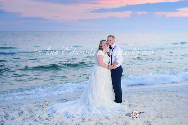 Mr. and Mrs. Martin  |  Panama City Beach