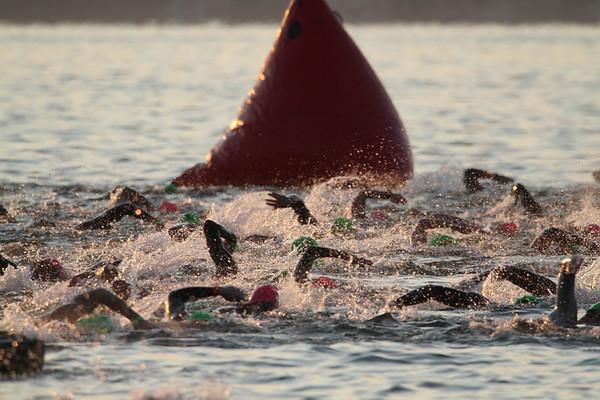 Ironman WI 2017 Swim