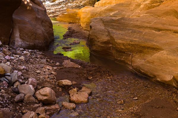 Willis Creek Slot Canyons