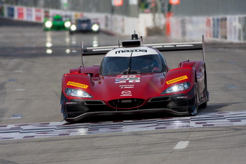 Mazda Motorsports - Mazda DPi