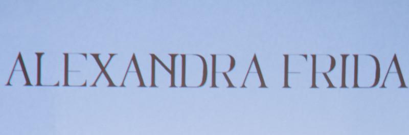 ALEXANDRA FRIDA FTL MODA NYFW SS2016