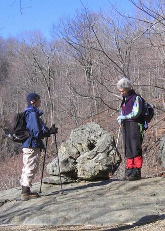 2008 Hikes