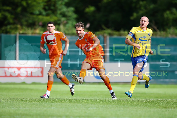 Warrington Town v Farsley Celtic 09 - 09 - 17