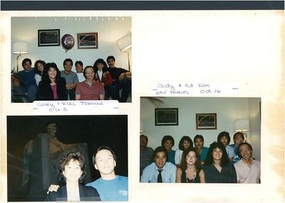 10-5 to 19-1989 Tokirio, Kam & Nakamura visits