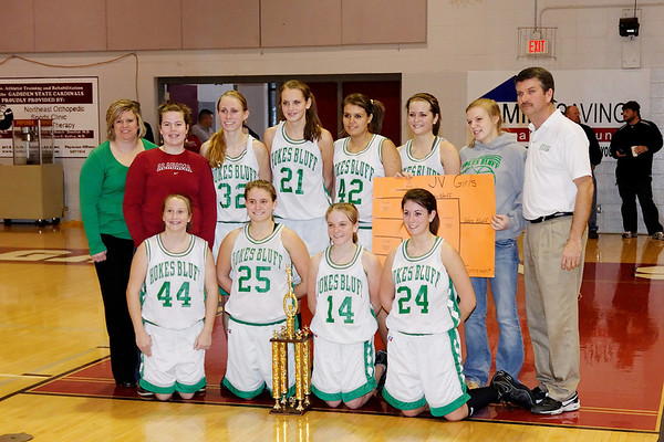 Etowah County JV Girls Champs