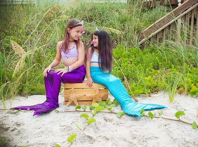 Valine Mermaid Minis