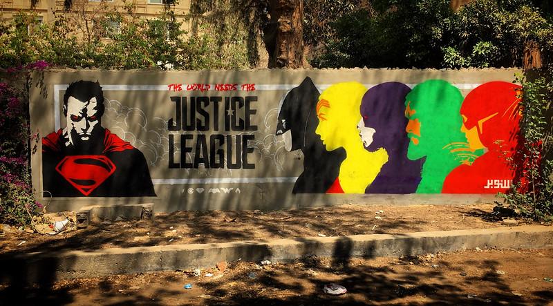 Justice League | 24 Hour Project | Cairo 7th April 2018