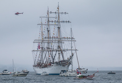 The Tall Ships Races , Bergen Norway July 21-24 2019