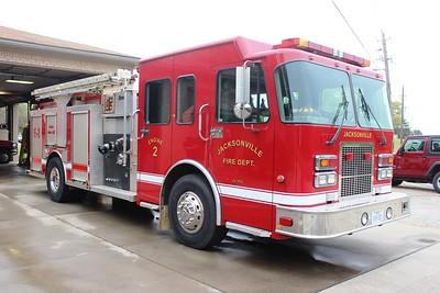 Jacksonville Texas Fire Department