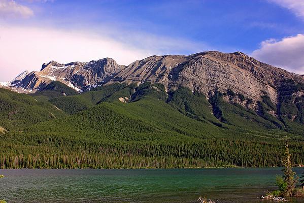 Jasper and Banff, Alberta, June 2008