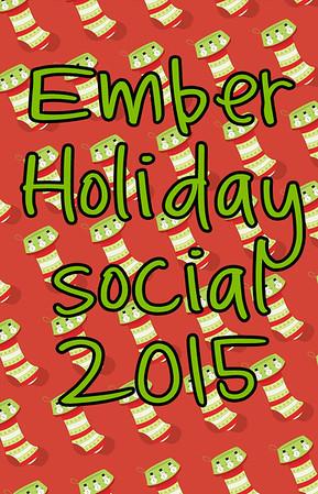 Ember Christmas Social