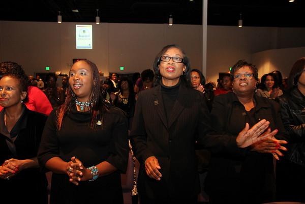 When Women Worship Gospel Concert - 11-27-2010