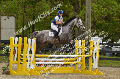 Erika	Koczi	on	Believe In Me	89	ON