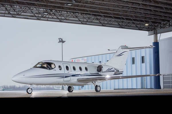 Hawker 400XP (High Res)