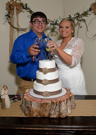 Joe & Alexis Wedding
