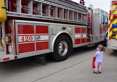 Valley Life fire truck