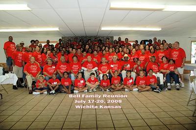 2008 Family Reunions