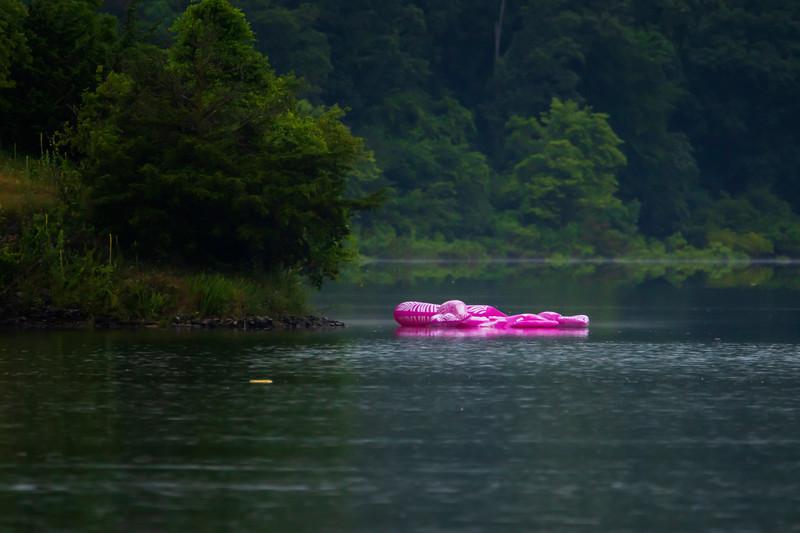6.17.19 - Prairie Creek Marina: This weekend's lone survivor.