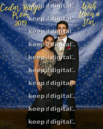 Cedar Ridge Prom 2019 - Upstairs Portraits