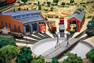 Scheerhorn Model Trains