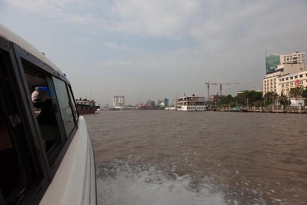 Mekong Delta, Day 1