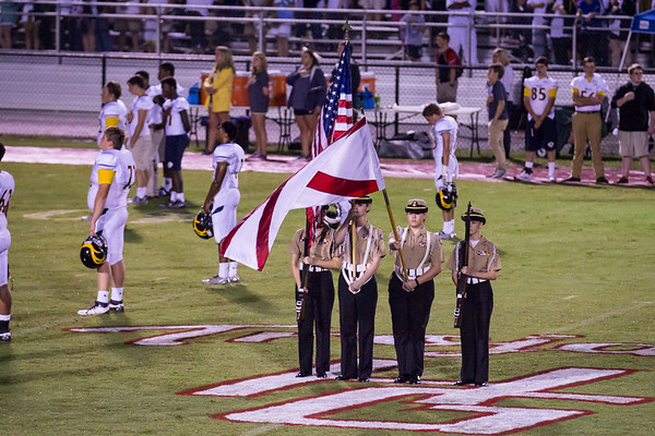 HGHS Football Game - Aug 26, 2016