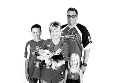 Stice Family//Hadley Newborn