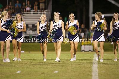Regents Cheer 2012