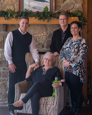 Zaveson Family