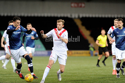 Airdrieonians v Raith Rovers 1 2 20