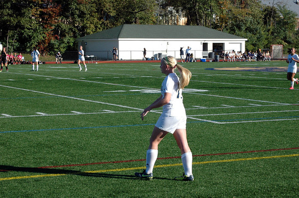 Girls Soccer Vs Fenwick Oct 2011