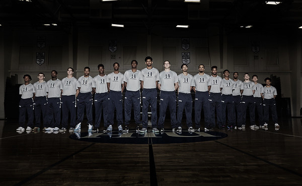 2017-18 HIU Men's Basketball