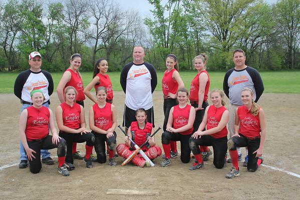 DCS Softball  May 6, 2013