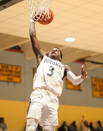 Boys HS Basketball: Central vs. Potomac