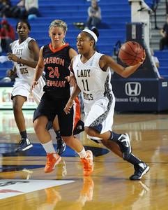 Women's Basketball Vs Carson Newman
