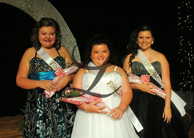 Coal Fest. Jr. Queen Contest 2014