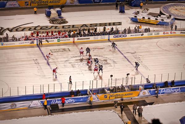 Winter Classic, 2011