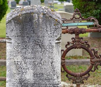 Cold Spring NJ Cemetery 2018