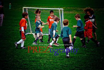 Menace Team Soccer