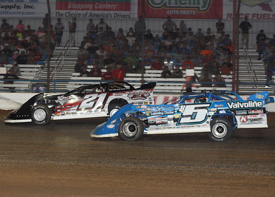 Lucas Oil Late Models - Ron Mitchell photos