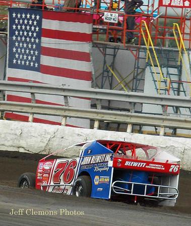 Super Dirt Week XLIII - Salute The Troops 150 - 10/11/14 - Jeff Clemons Photos
