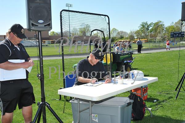 Berks Cathoic Softball Senior Day 2012 - 2013