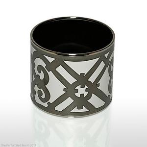 Bracelet Balcons du Guadalquivir - Mega Wide PM - Platine - Enamel Silver Plated - NWOCTS - 1312182214