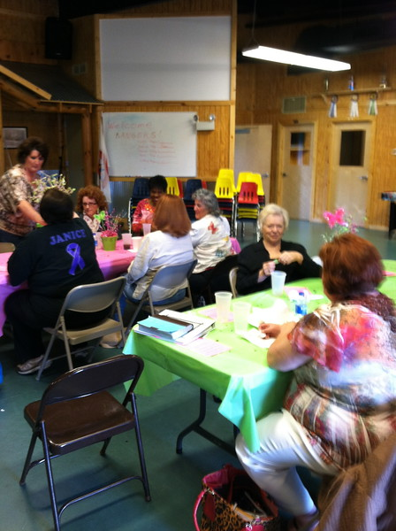 TLC Brunch & Purse Swap - Saturday, March 24, 2012