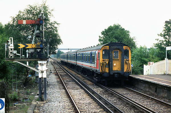 14th August 1996: Kent