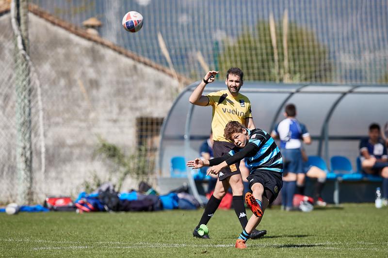 CDU Granada vs Industriales A: 0-32